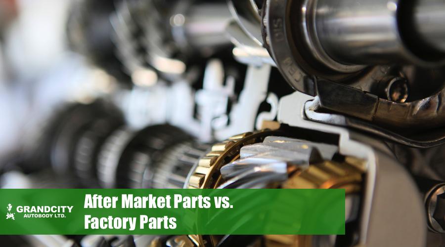 after market parts vs factory parts
