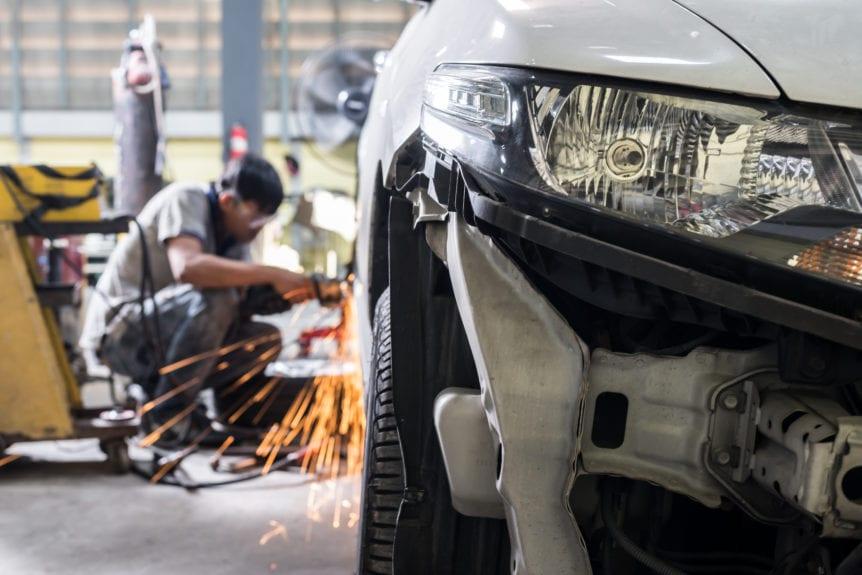 auto body repairs