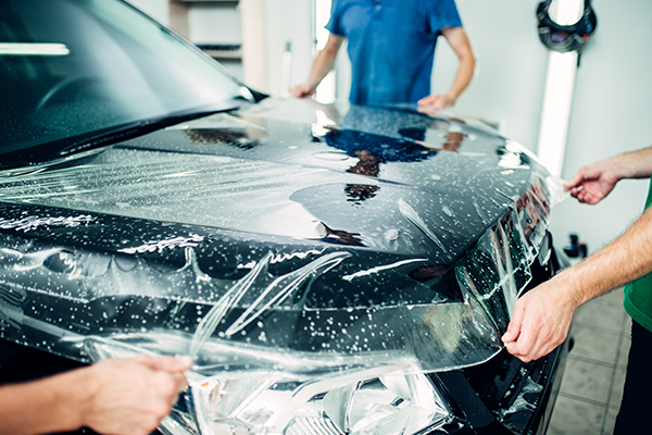 you will need car paint protection for you new car