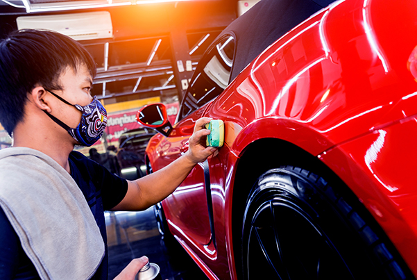 vancouver auto body shop do car paint job for you